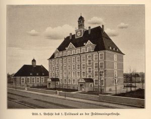 Schulhaus 1928